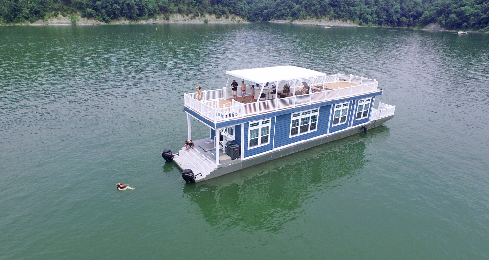 houseboats, 5 bedrooms, big houseboat